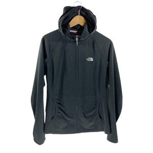 The North Face Full Zip Hoodie Fleece Sweatshirt